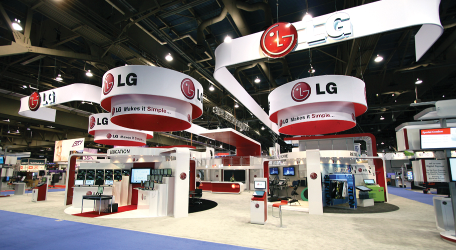 trade show exhibition or expo