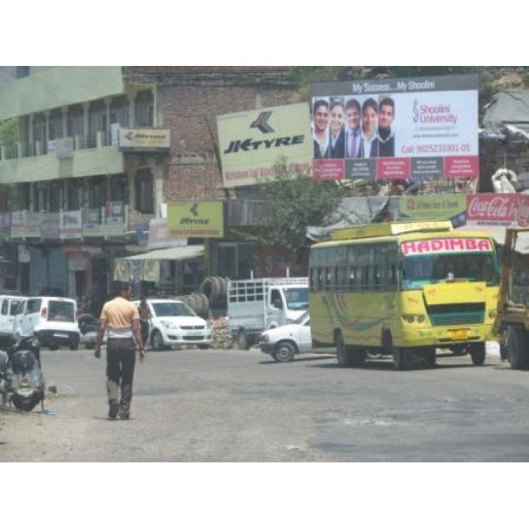 Places To Visit In Solan Himachal: Flex Banners, Boards, Hoardings Etc In Himachal