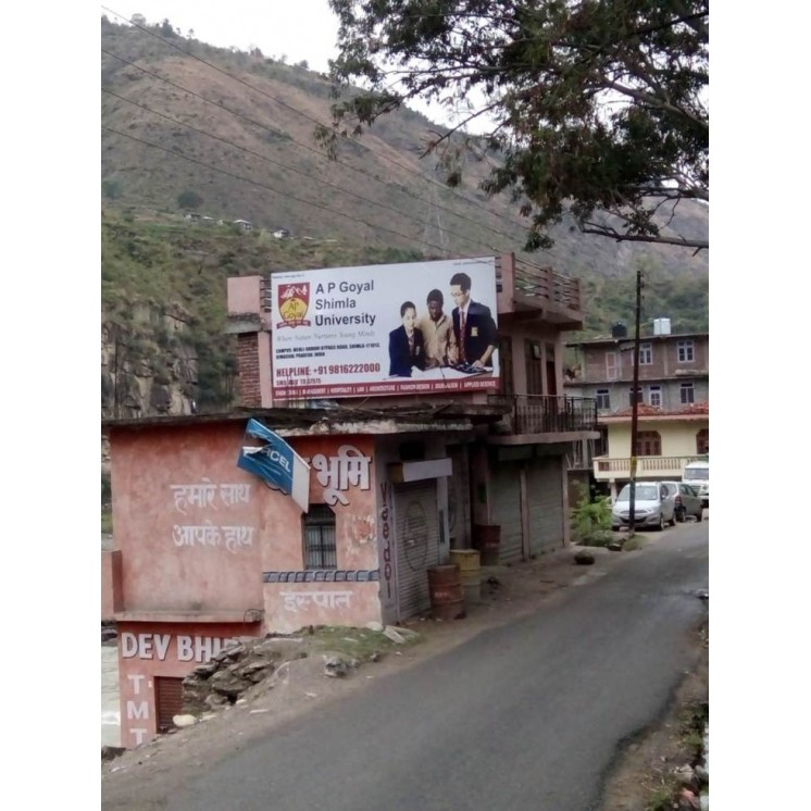 Places To Visit In Solan Himachal: Flex Banners, Boards, Hoardings Etc In
